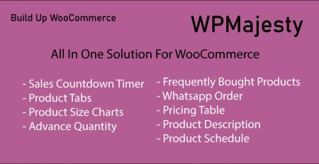 build up woocommerce