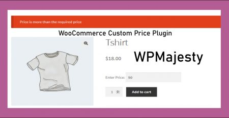 custom price plugin