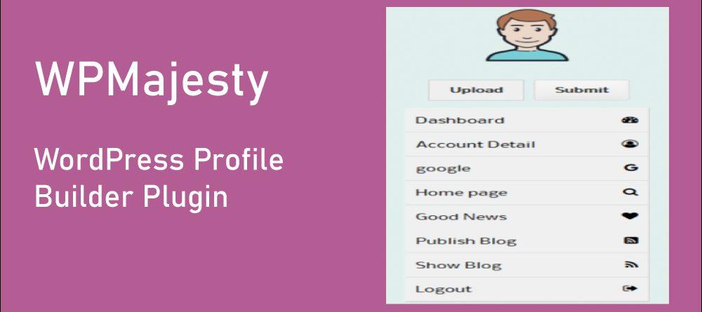 wordpress profile builder